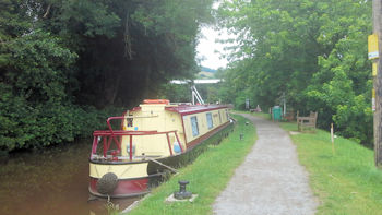 Canal View at Talybont